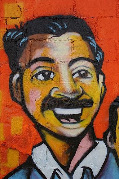 Стрит-арт (англ. Street art — уличное искусство) 60797