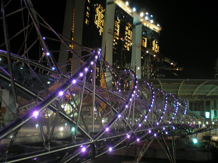 The Helix Bridge 88588