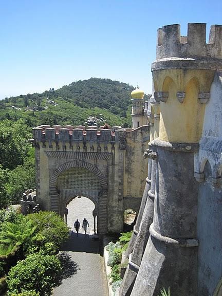 Замок Пена. Синтра, Португалия 44550