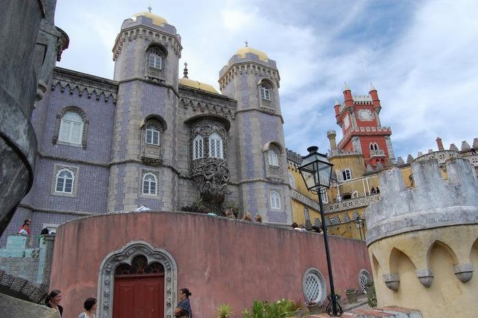 Замок Пена. Синтра, Португалия 73698