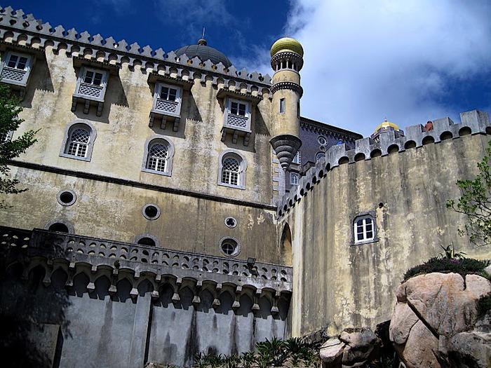 Замок Пена. Синтра, Португалия 90632