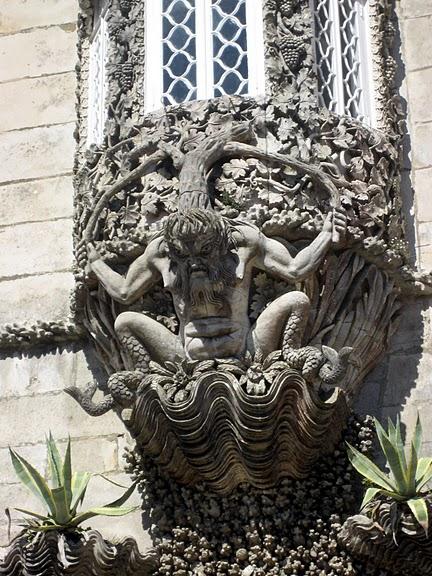 Замок Пена. Синтра, Португалия 10646