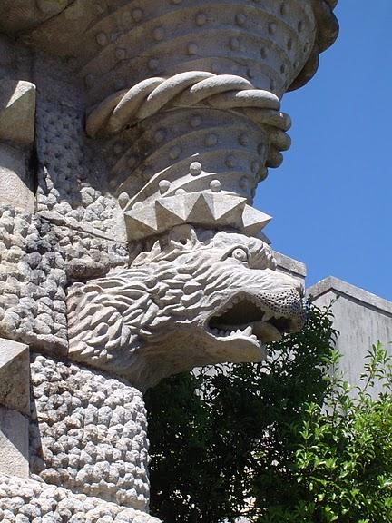 Замок Пена. Синтра, Португалия 93729