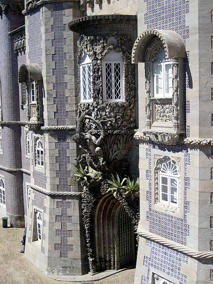 Замок Пена. Синтра, Португалия 64574