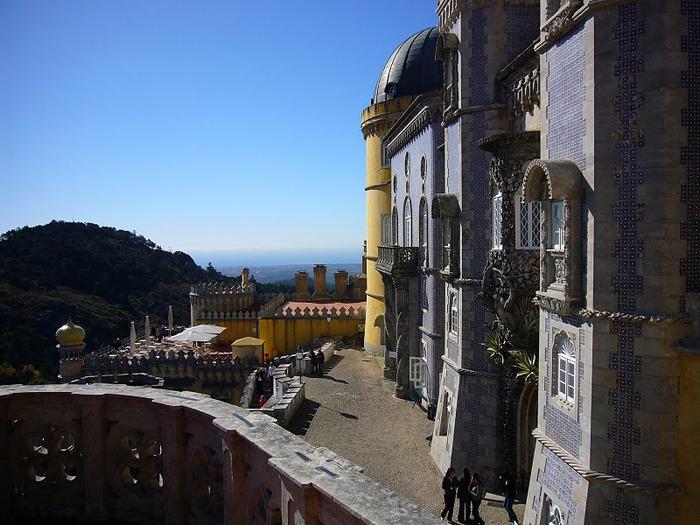 Замок Пена. Синтра, Португалия 83124