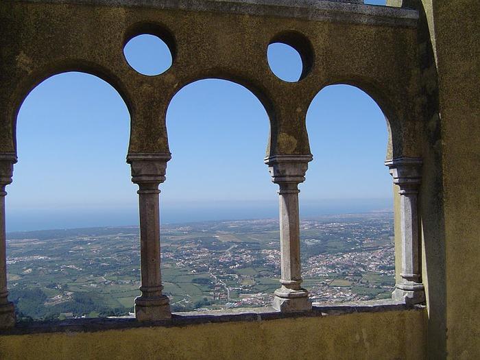 Замок Пена. Синтра, Португалия 21769