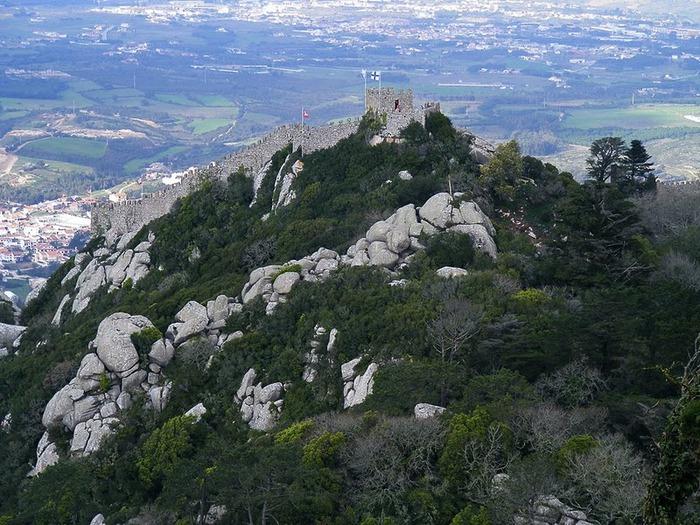 Замок Пена. Синтра, Португалия 96691