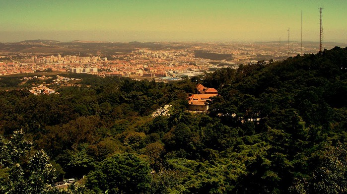 Замок Пена. Синтра, Португалия 57194