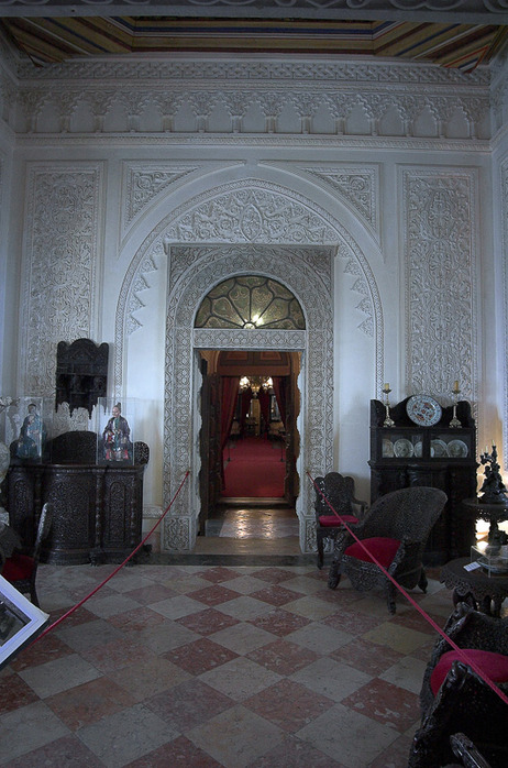Замок Пена. Синтра, Португалия 96948