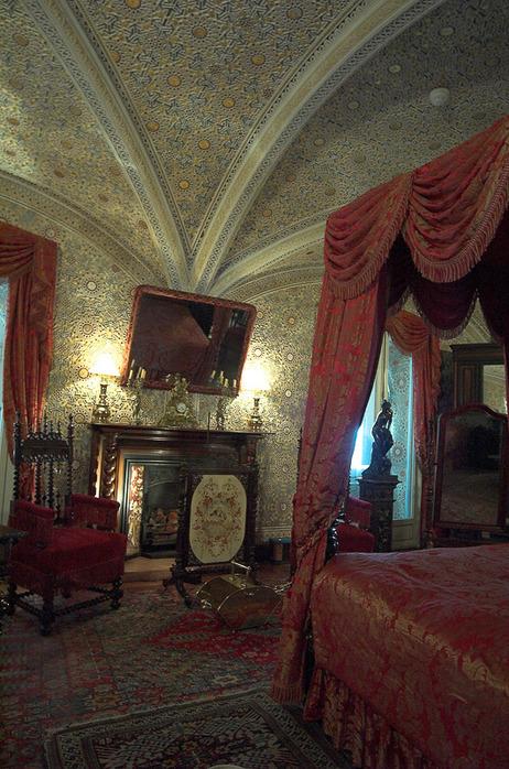 Замок Пена. Синтра, Португалия 43543
