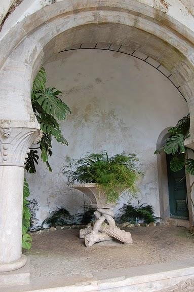 Замок Пена. Синтра, Португалия 10871