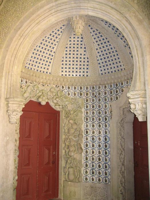 Замок Пена. Синтра, Португалия 34198
