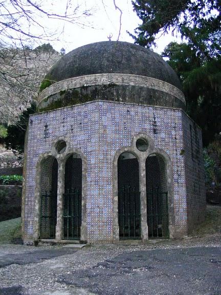 Замок Пена. Синтра, Португалия 20692