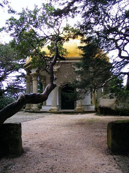Замок Пена. Синтра, Португалия 29037