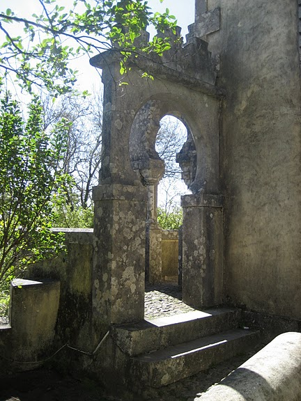 Замок Пена. Синтра, Португалия 76360