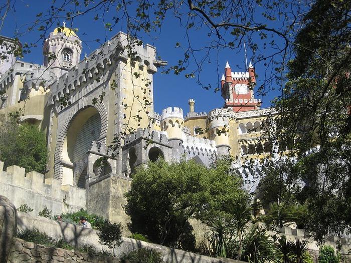 Замок Пена. Синтра, Португалия 23574