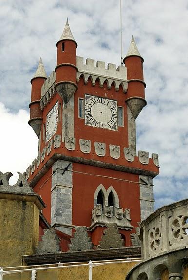 Замок Пена. Синтра, Португалия 76785