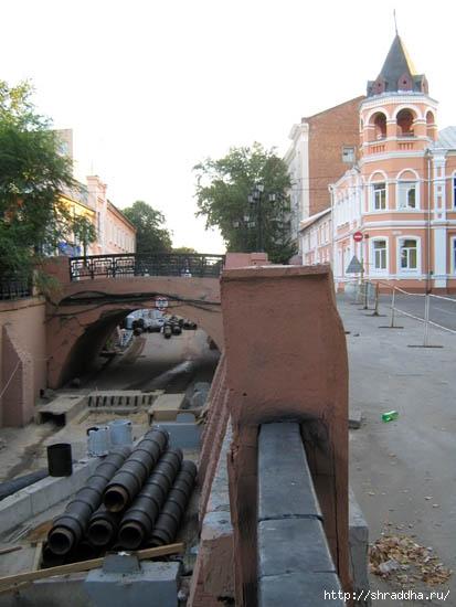 Воронеж Реконструкция Каменного моста