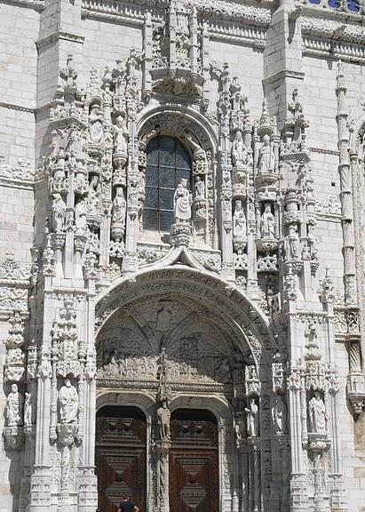 Монастырь Жеронимуш - жемчужина Португалии . 82428