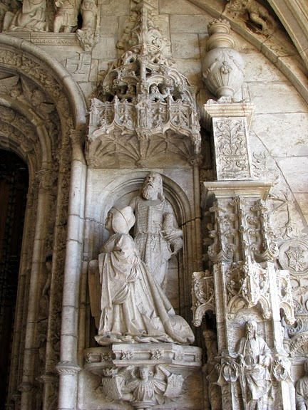 Монастырь Жеронимуш - жемчужина Португалии . 51551