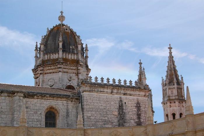 Монастырь Жеронимуш - жемчужина Португалии . 87712