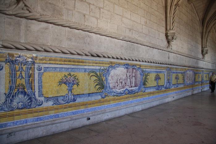 Монастырь Жеронимуш - жемчужина Португалии . 75433