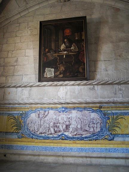 Монастырь Жеронимуш - жемчужина Португалии . 24762