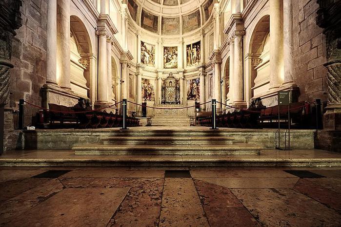 Монастырь Жеронимуш - жемчужина Португалии . 73000
