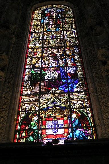 Монастырь Жеронимуш - жемчужина Португалии . 26929