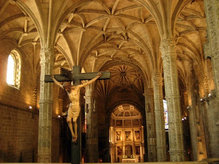 Монастырь Жеронимуш - жемчужина Португалии . 98317