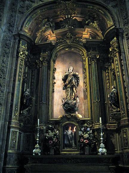 Монастырь Жеронимуш - жемчужина Португалии . 65452