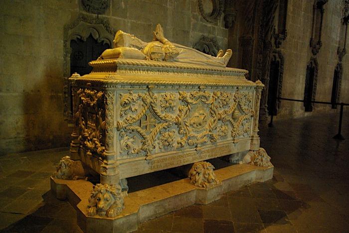 Монастырь Жеронимуш - жемчужина Португалии . 22008