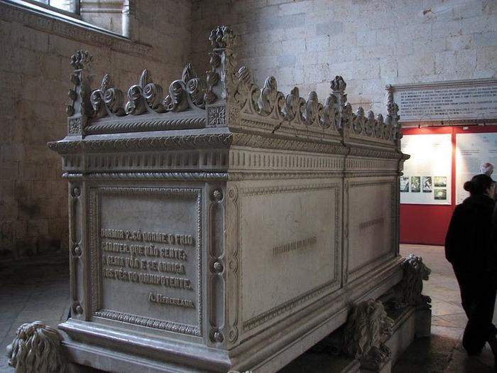 Монастырь Жеронимуш - жемчужина Португалии . 68293