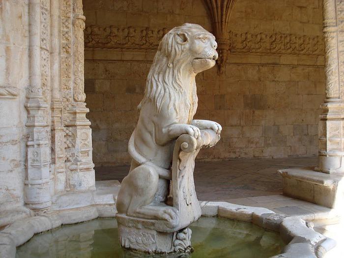 Монастырь Жеронимуш - жемчужина Португалии . 49258