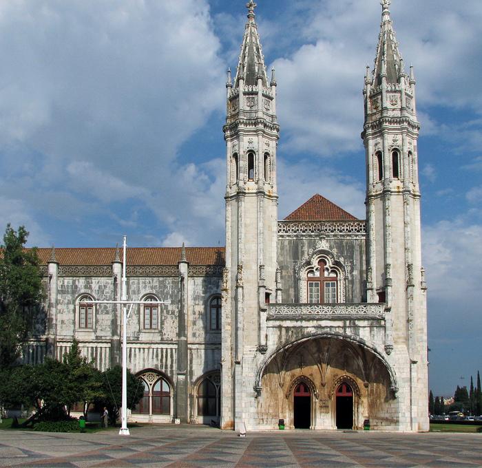 Монастырь Жеронимуш - жемчужина Португалии . 63460