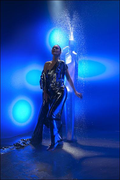Чудо-душ Aquanatass от дизайнера Хьюберта Рейбера (Hubert Reiber)