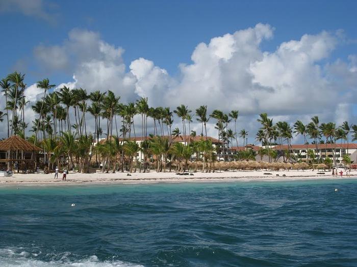 Доминикана - тропический рай. 78567