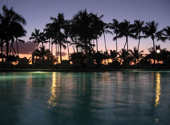 Доминикана - тропический рай. 99417
