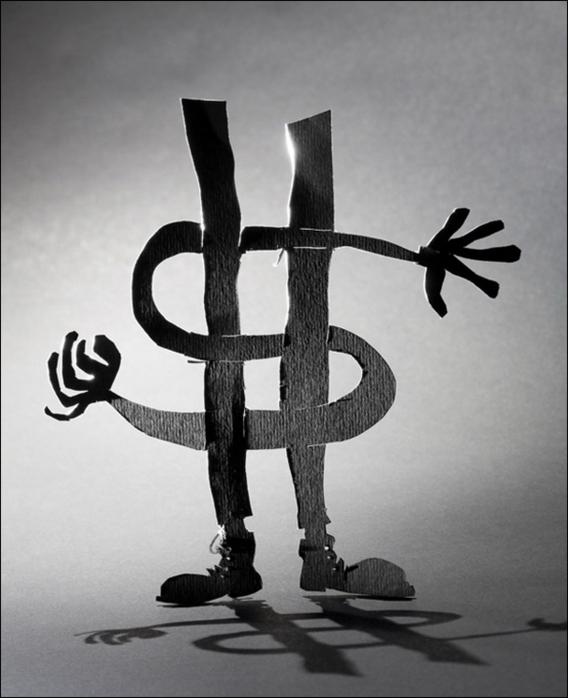 Концептуальные натюрморты Горацио Салинас (Horacio Salinas)