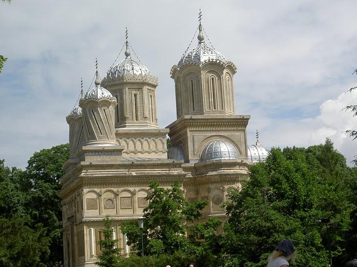 Монастырь Куртя де Арджеш (Румыния) 86652