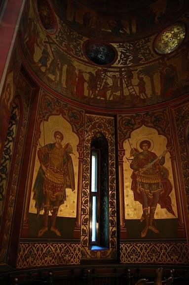 Монастырь Куртя де Арджеш (Румыния) 66720