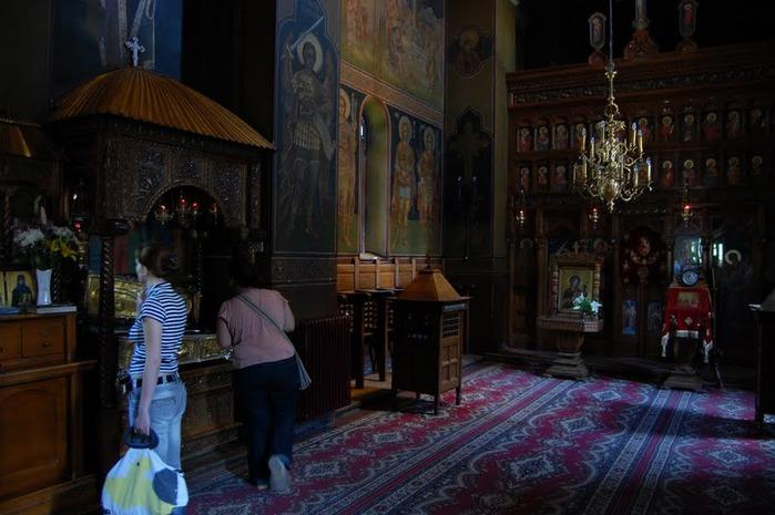 Монастырь Куртя де Арджеш (Румыния) 68493