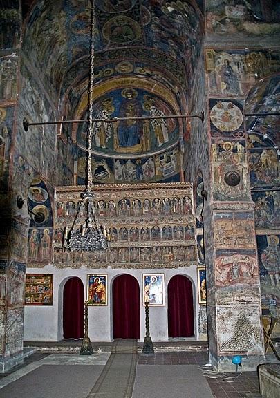 Монастырь Куртя де Арджеш (Румыния) 74709