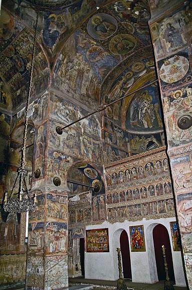 Монастырь Куртя де Арджеш (Румыния) 85274