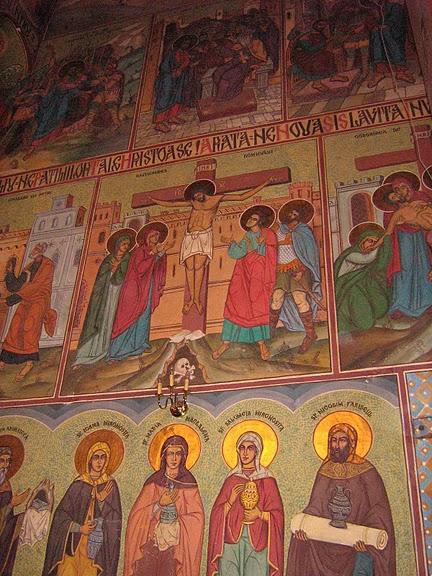 Монастырь Куртя де Арджеш (Румыния) 59421