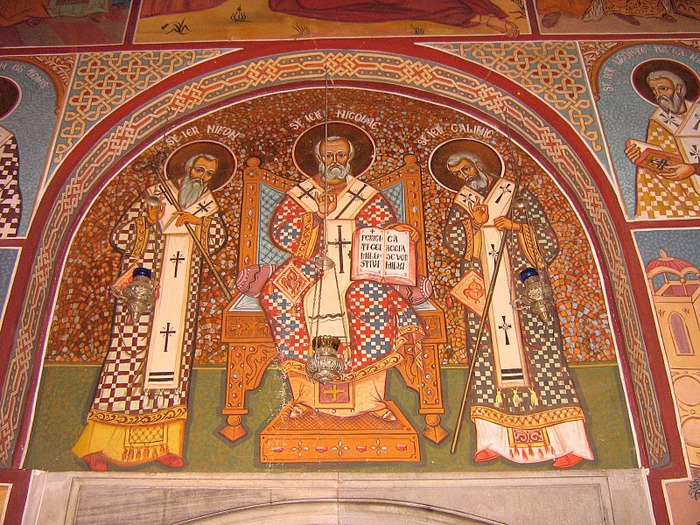 Монастырь Куртя де Арджеш (Румыния) 46683