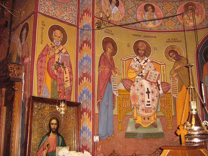 Монастырь Куртя де Арджеш (Румыния) 13926