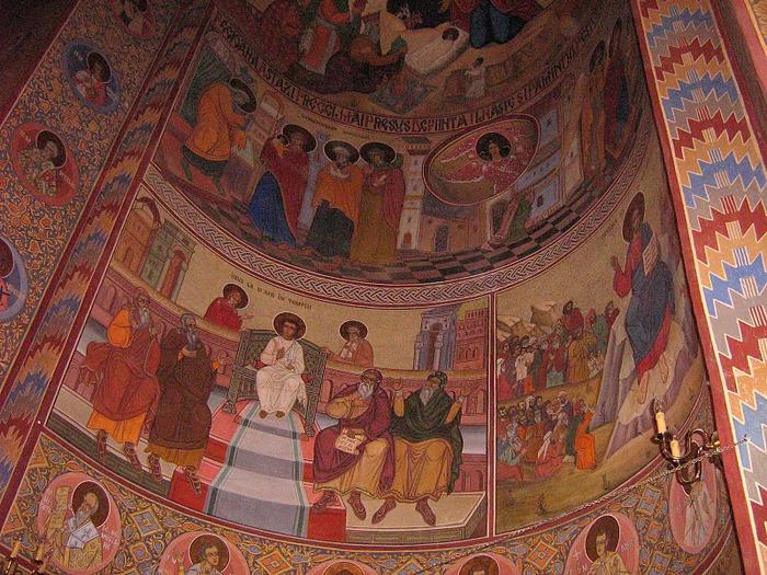 Монастырь Куртя де Арджеш (Румыния) 10181
