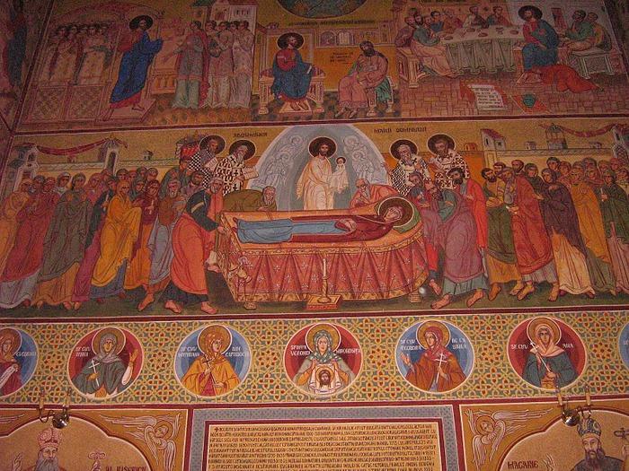 Монастырь Куртя де Арджеш (Румыния) 69739