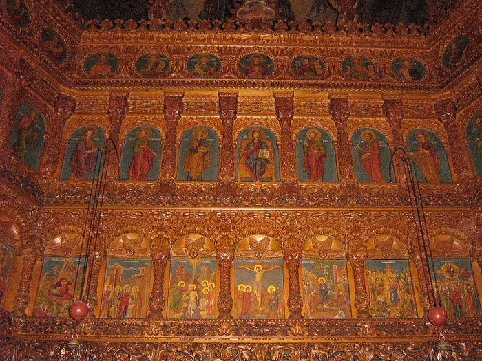 Монастырь Куртя де Арджеш (Румыния) 20597